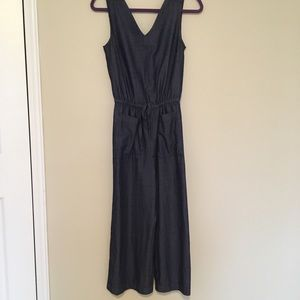 Other - Chambray jump suit. Size xs